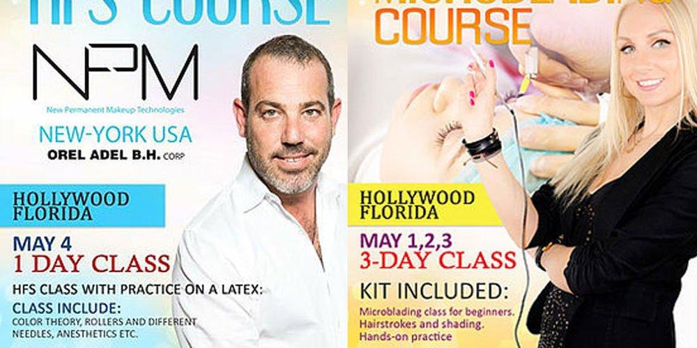 Microblading & HFS Course Florida - Microblading and