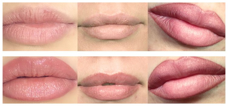 Permanent Makeup Lips Microblading And Permanent Makeup Tian Studio