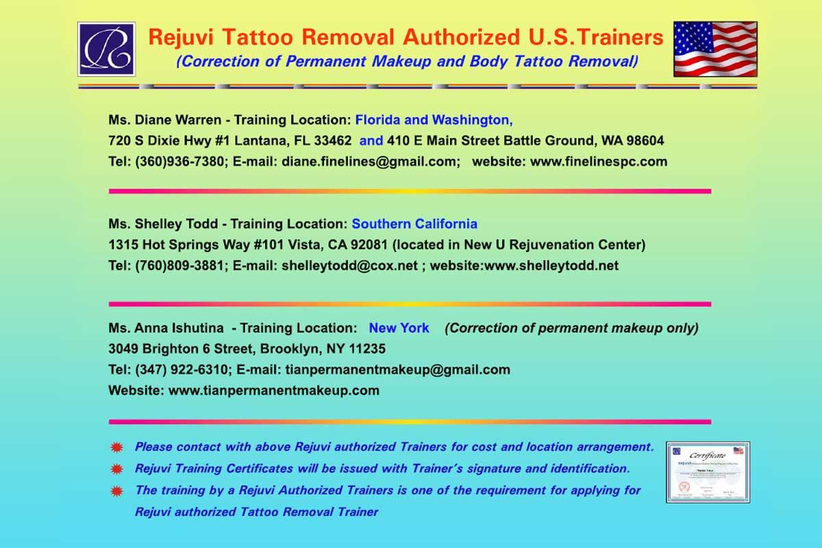 Tattoo Removal - Microblading and Permanent Makeup TIAN Studio