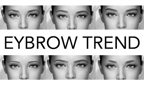 Eyebrows Trends