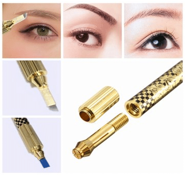Microblading vs permanent makeup tian studio nyc for How is microblading different to tattooing