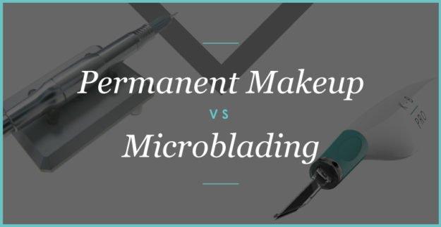 Permanent Makeup - Microblading
