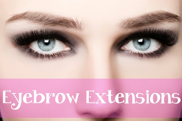 Eyebrow Extensions Courses