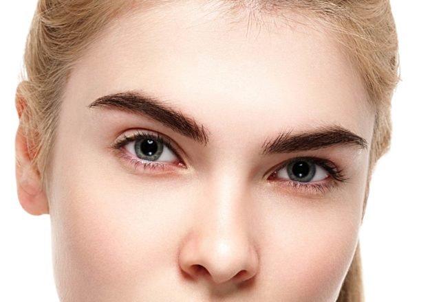 Eyebrows extension