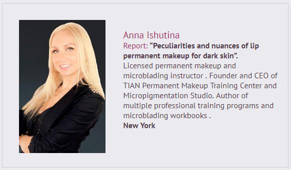 Peculiarities and nuances of lip permanent makeup for dark skin