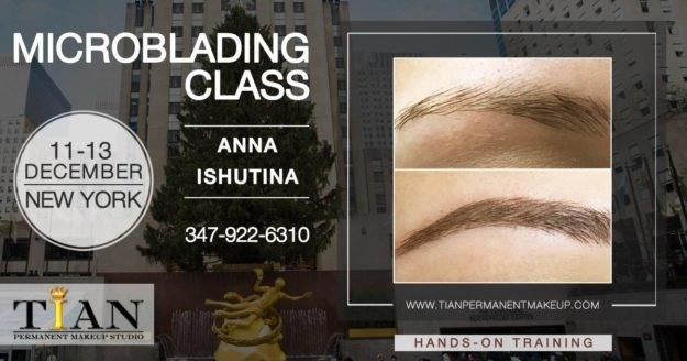Microblading Training New York