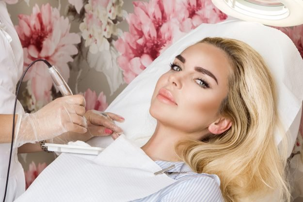 Permanent Makeup for Lips and Eyes
