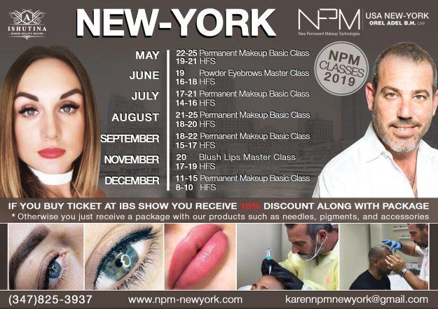 Permanent Makeup Schools In New York