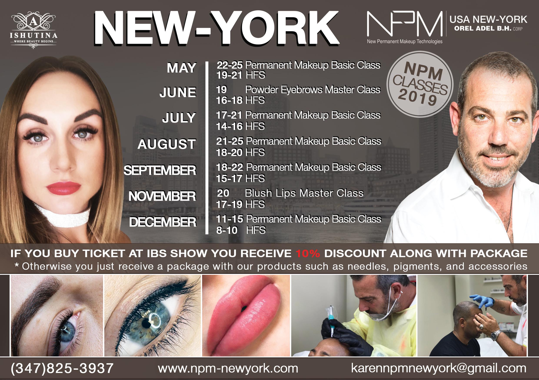 Events - Microblading and Permanent Makeup TIAN Studio