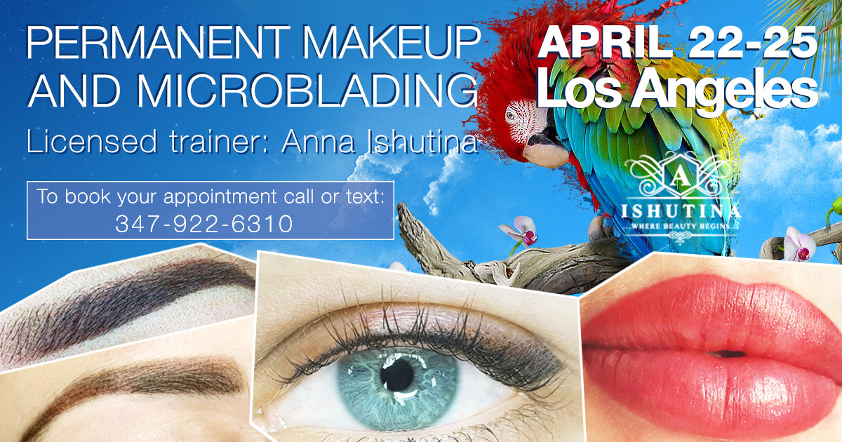 Permanent Makeup And Microblading Los